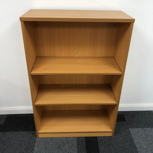 1200mm Beech Bookcase-TCG Direct | Used Office Furniture