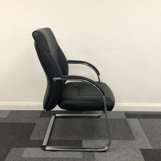 Leather Meeting Room Chair