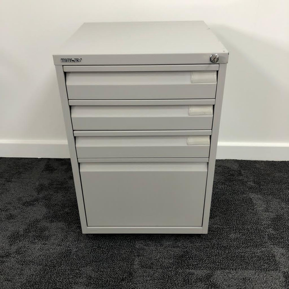 Upcycled Bisley 4 Drawer Desk Drawers