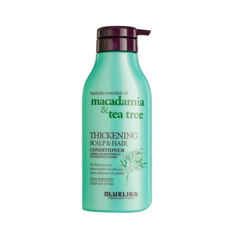 LUXLISS Thickening Scalp & Hair Conditioner 500ml