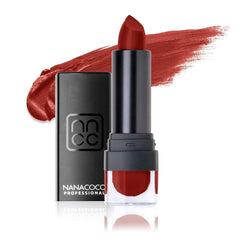 NANACOCO PRO Matte Madness Lipstick 4.2g (Medium Deep Red)