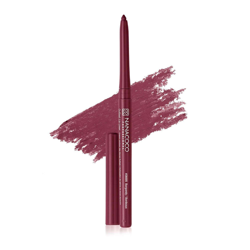 NANACOCO PRO Outlast Lipliner Pencil 3g (Burgundy)