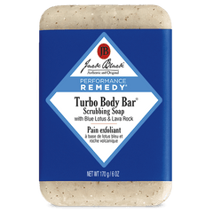 Jack Black Turbo Body Bar Scrubbing Soap 170g