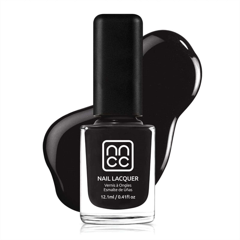 NANACOCO Nail Lacquers 12.1ml (Color Me Black)
