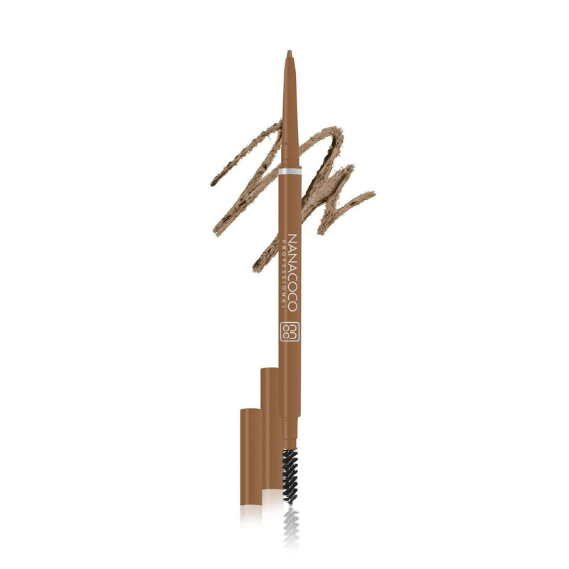 NANACOCO PRO Browstylers Micro Pencil .04g (Light Brown)