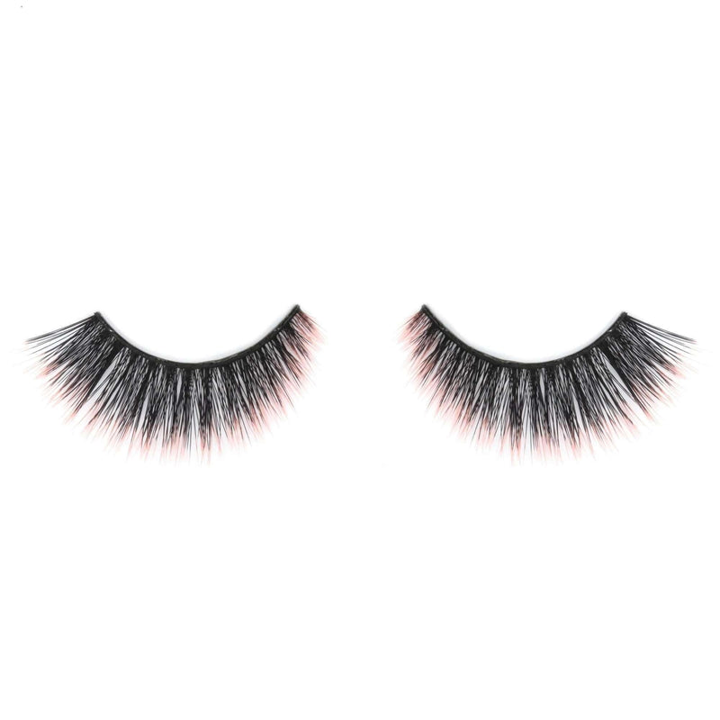 NANACOCO Eyelashes Premium Extreme (Orange 3D. Leah)