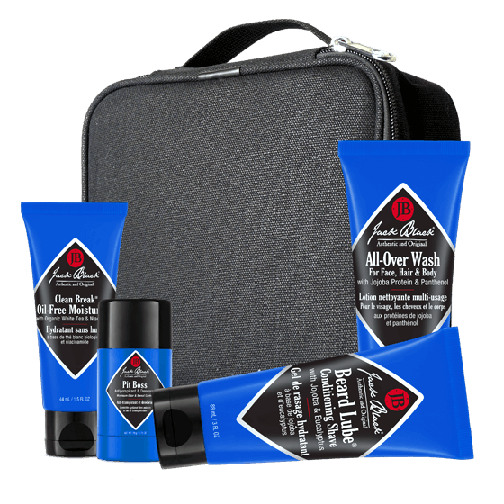 Jack Black Grab&Go Traveler Gift Set
