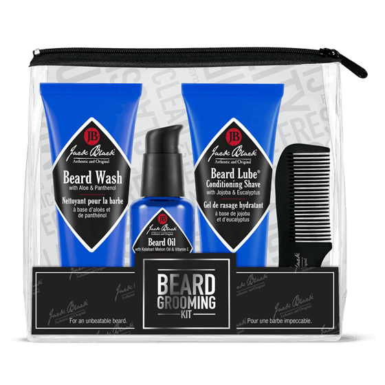 Jack Black Beard Grooming Gift Set