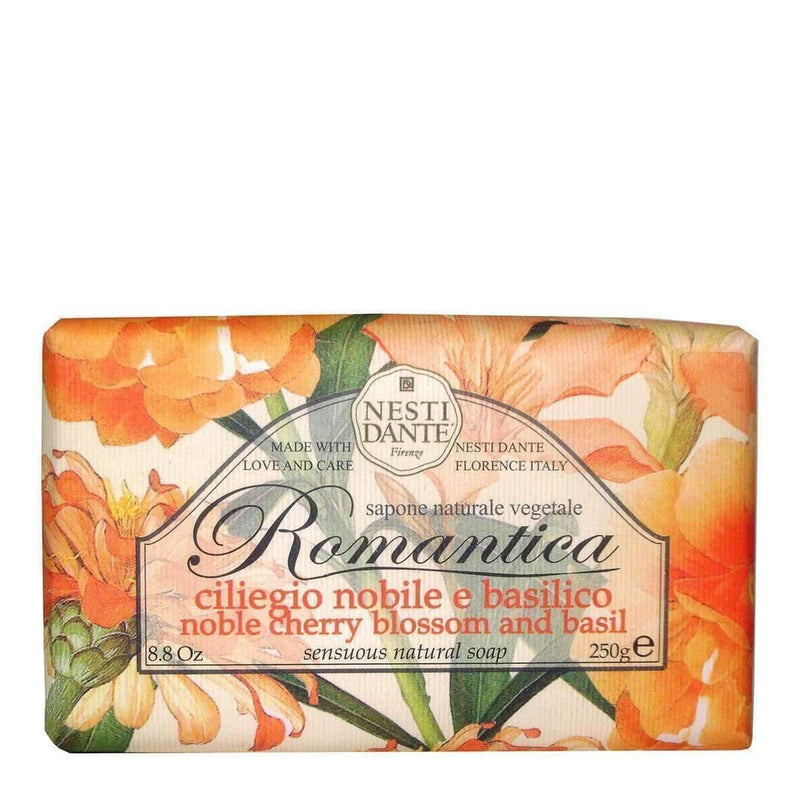 Nesti Dante Romantic (Noble Cherry Blossom and Basil) 250g