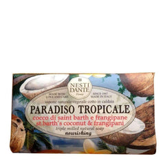 Nesti Dante Paradiso Tropicale ( St Barth Coconut and Frangipani) 250g