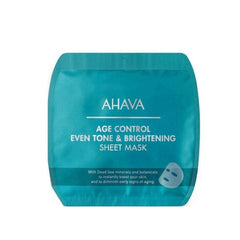 AHAVA Age Control Even Tone and Brightening Sheet Mask (1 mask)