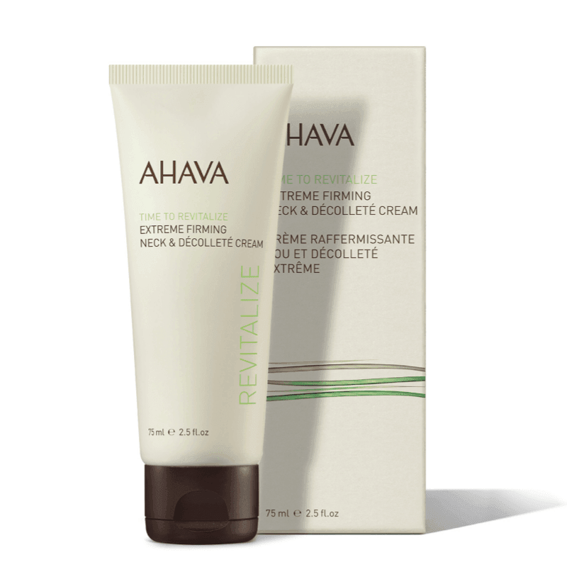 AHAVA Extreme Tightening Neck and Decollete Cream 75ml