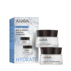 AHAVA Day & Night Essential Hydration Duo Travel Kit