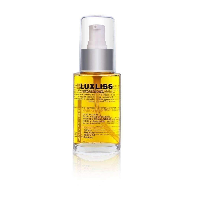 LUXLISS Argan Oil Hair Serum 60ml