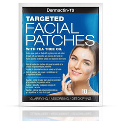 DERMACTIN TS Facial Patches T/Tree 10/S