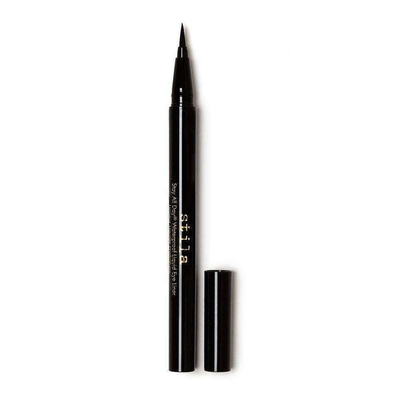 STILA Stay All Day  Waterproof liquid Eye Liner (Intense Black)