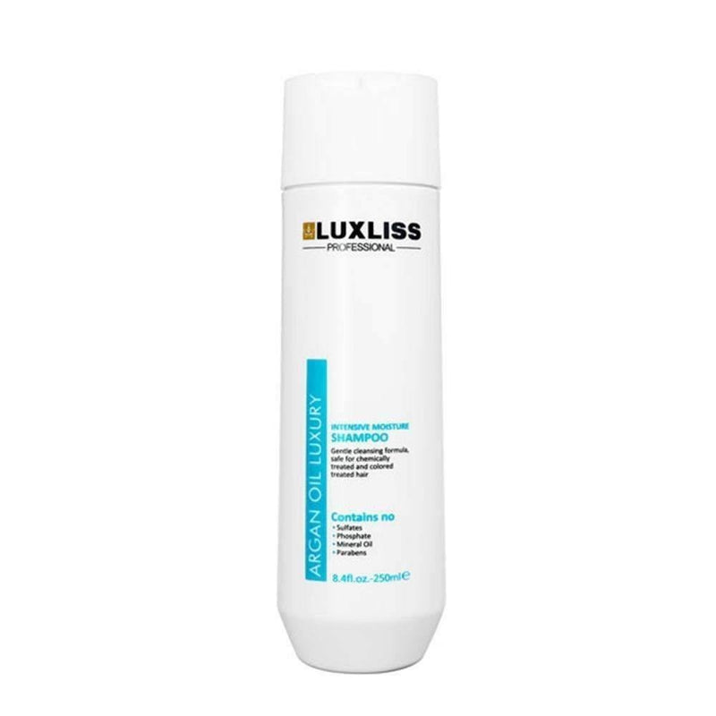 LUXLISS Argan Oil Moisture Repair Shampoo 250ml