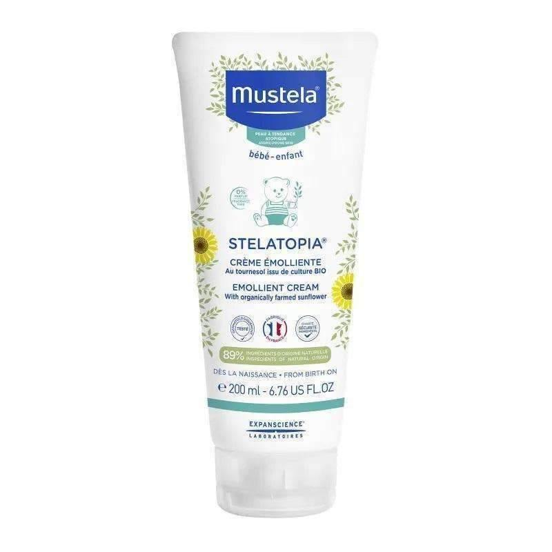 MUSTELA STELATOPIA® Emollient Cream 200ml
