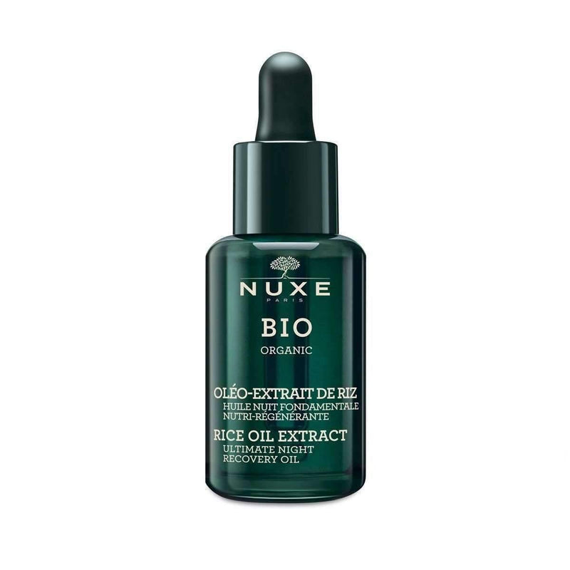 NUXE BIO ORGANIC Night Recovery Oil 30ml
