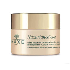 NUXE Nuxuriance Gold Nutri Fortifying Oil Cream 50ml