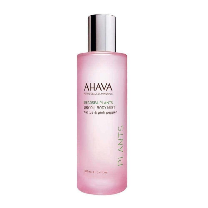 AHAVA Dry Oil Body Mist Cactus and Pink Pepper 100ml