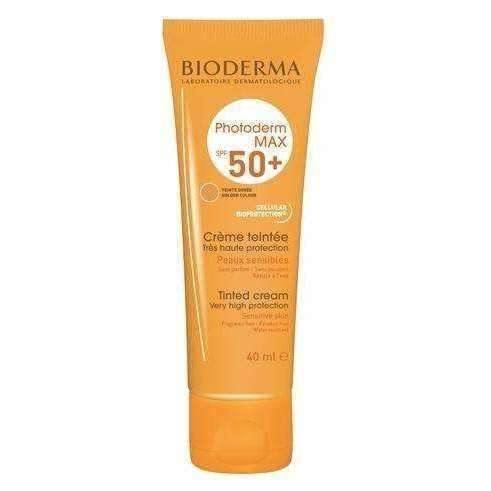 Bioderma Photoderm Max SPF50+ Tinted Cream 40ml