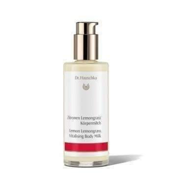 Dr. Hauschka Lemon Lemongrass Vitalizing Body Milk 145ml