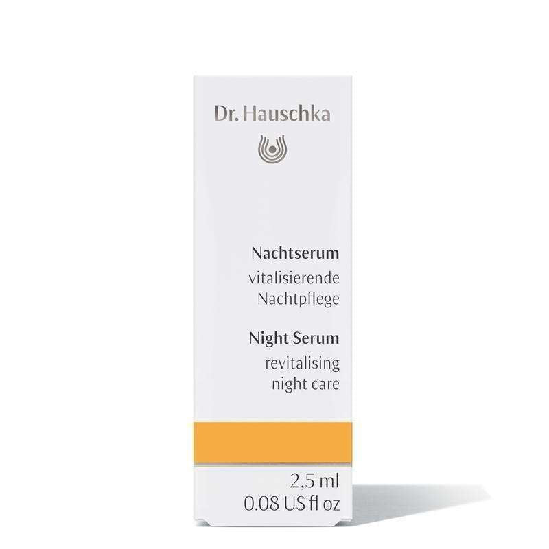 Dr. Hauschka Night Serum 2.5ml (trial size)