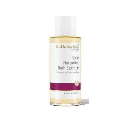 Dr. Hauschka Rose Nurturing Bath Essence 100ml