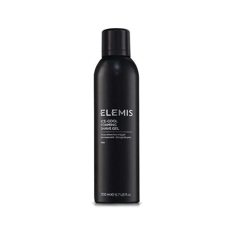 ELEMIS MAN Ice Cool Foaming Shave Gel 200ml