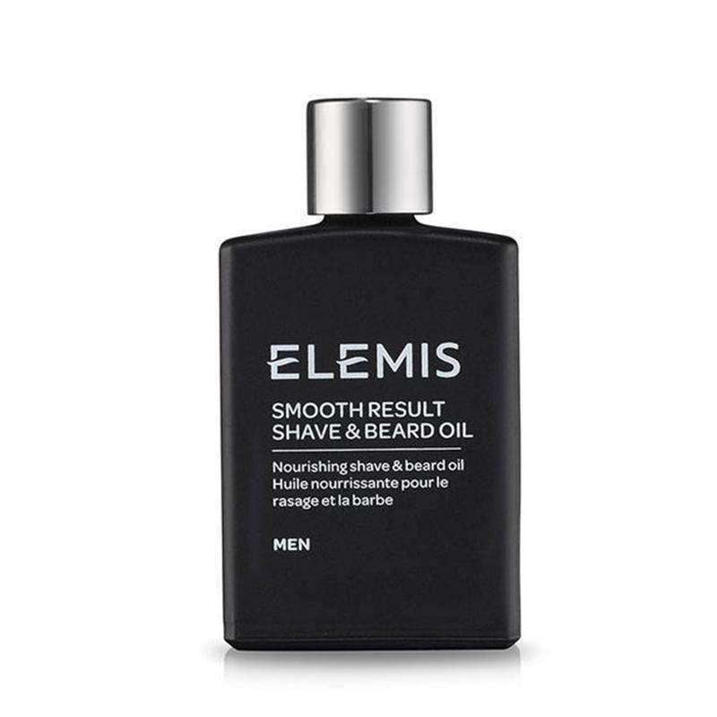 ELEMIS MAN Smooth Result Shave and Beard Oil 30ml