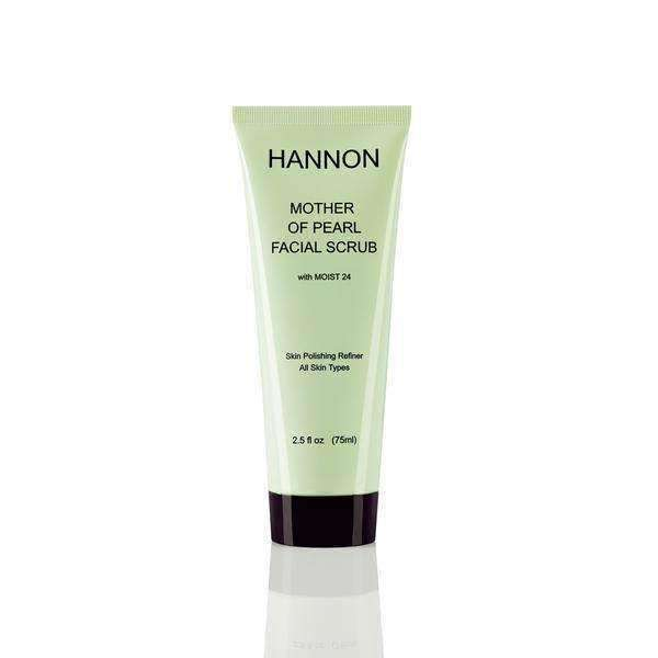 HANNON Mother of Pearl Facial Scrub 75ml
