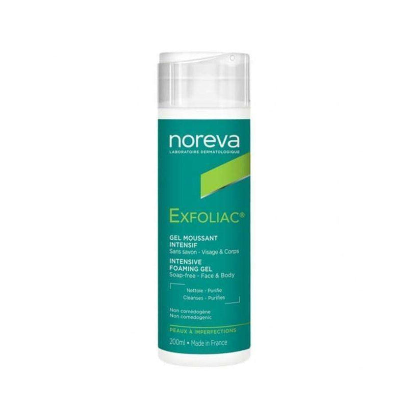Noreva EXFOLIAC Intensive Foaming Gel 200ml