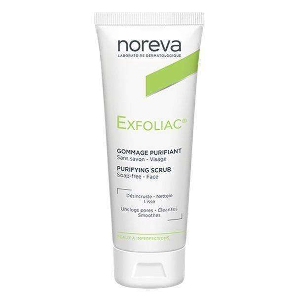 Noreva EXFOLIAC Purifying Facial Scrub 50ml
