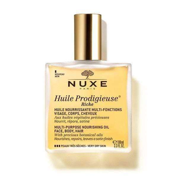 NUXE Huile Prodigieuse Multi Use Dry Oil Riche 100ml (spray)