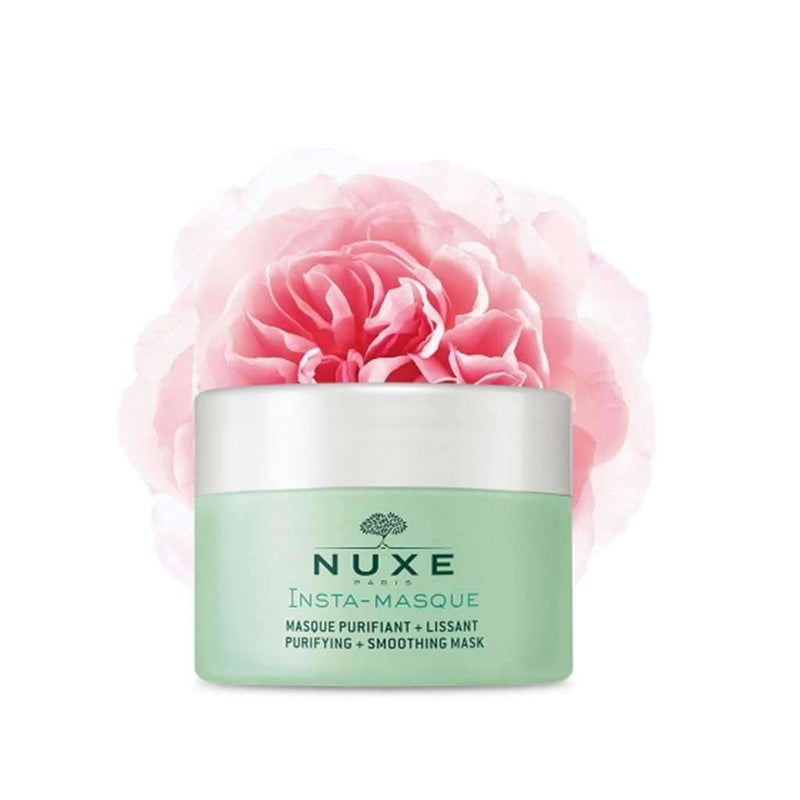 NUXE Insta Masque Purifying + Smoothing Mask 50ml