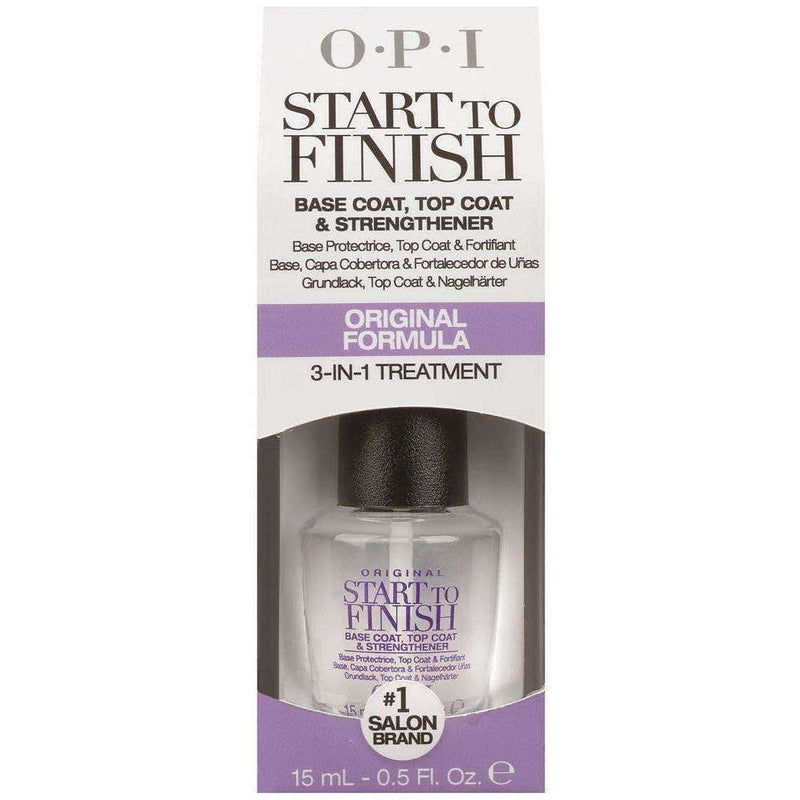 OPI Original Start To Finish 3 in 1 Treatment 15ml