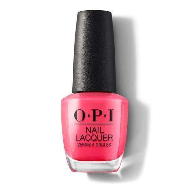 "OPI ""Strawberry Margarita"" (Nail Lacquer)"