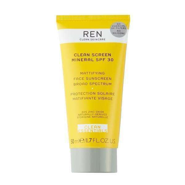 REN Clean Screen Mineral SPF30 50ml