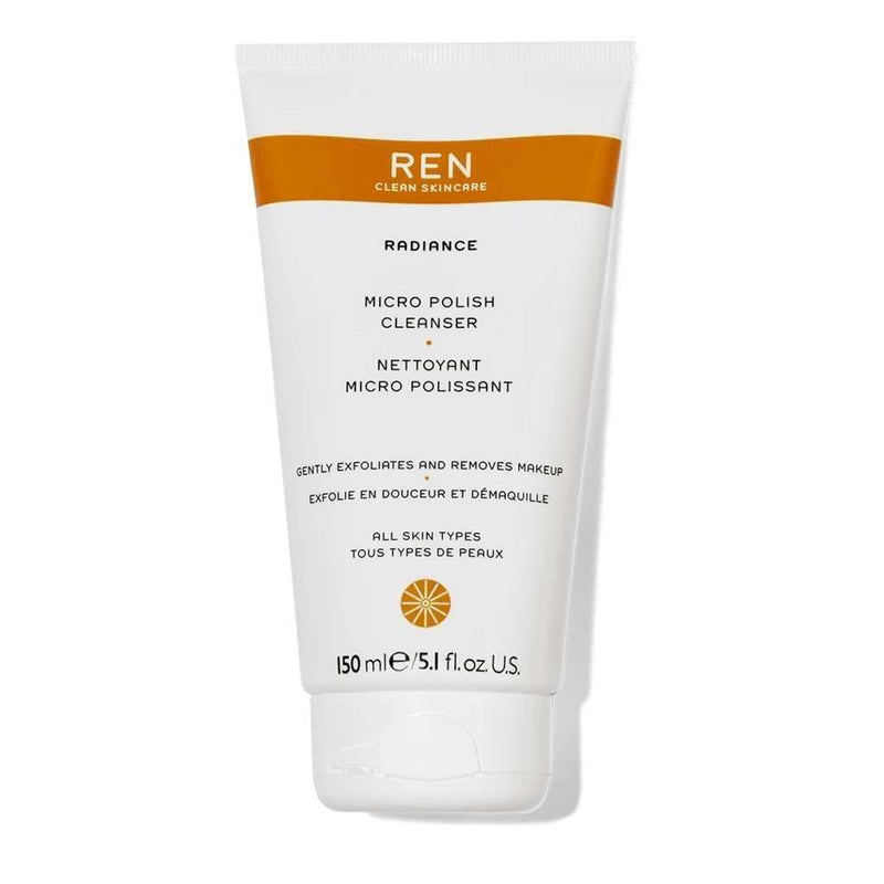 REN Radiance Micro Polish Cleanser 150ml