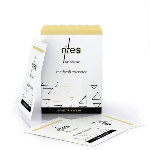 RITES Fresh Crusader 20 wipes per box