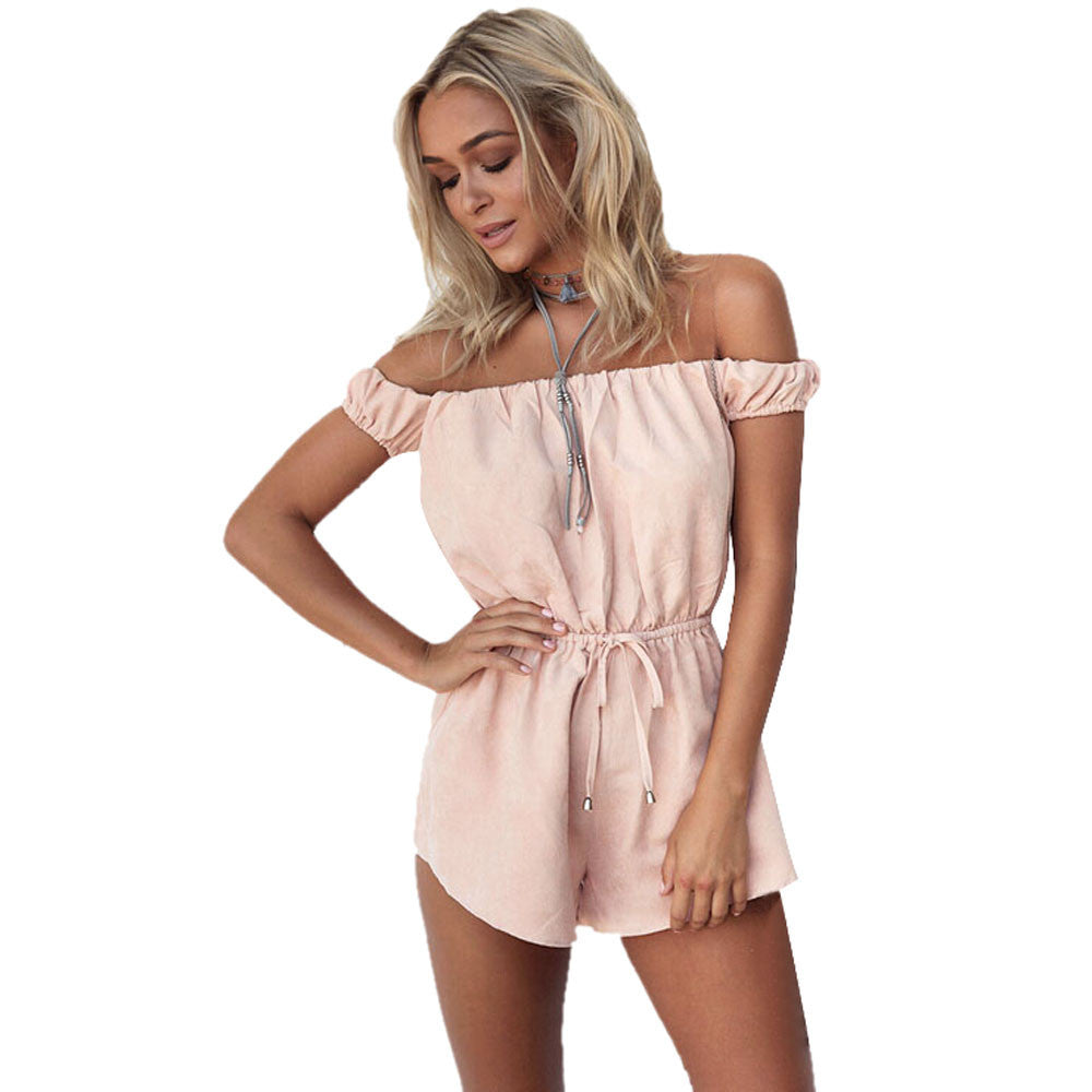 Walpole Bay Summer Beach Playsuit