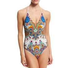 Seabright Beach One Piece Swimsuit