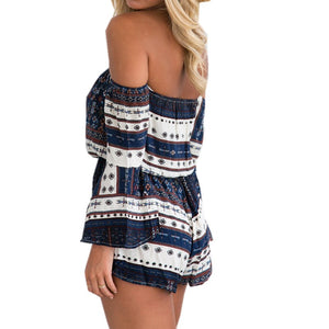 Coves Haven Summer Beach Playsuit