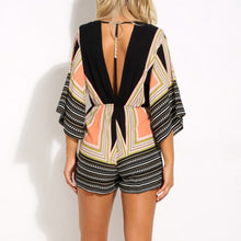 Greenaway Beach Summer Beach Playsuit