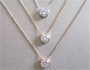 15. BKD Diamond Necklaces
