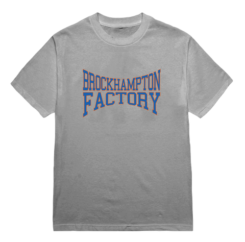 'factory block' tee (grey)