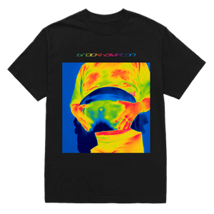 'nirvana' artwork tee (black)