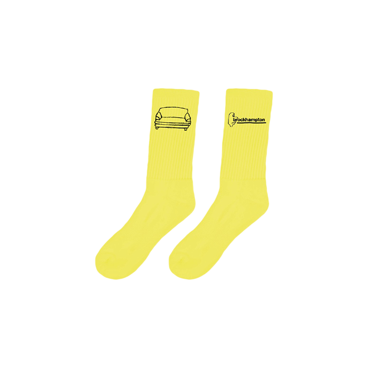 socks (yellow)