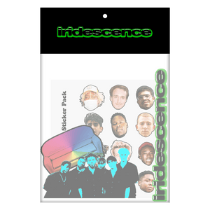 brockhampton sticker pack
